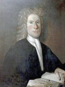 Reverend Thomas Blackwell