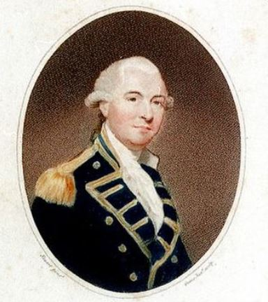 Vice-Admiral Thomas Pringle