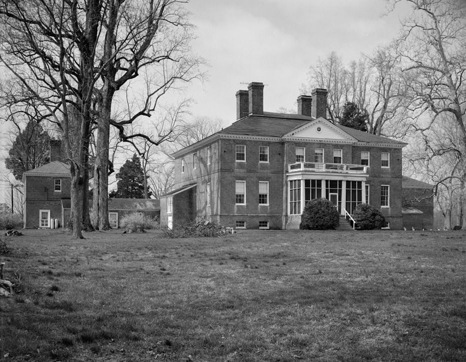 blandfield mansion