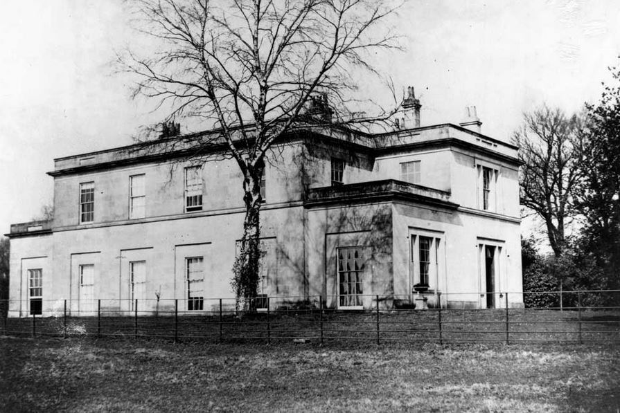 Burnaston House
