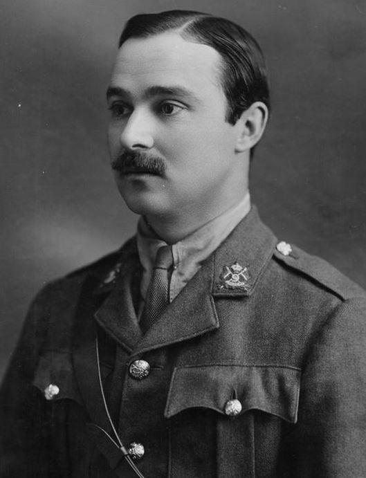 Captain Harold Atherton Chisenhale-Marsh
