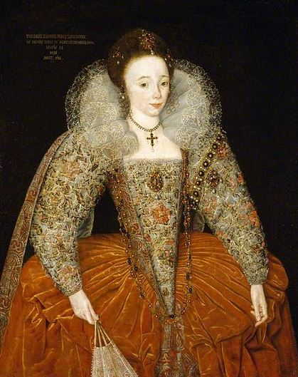 Lady Eleanor Percy