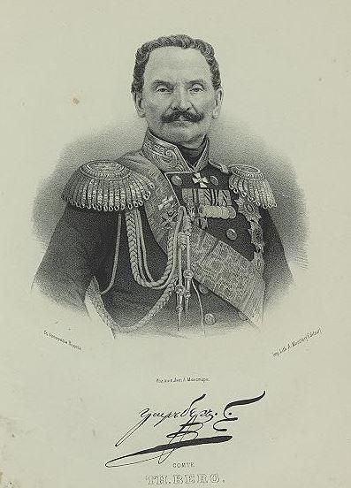 Friedrich Wilhelm von Berg