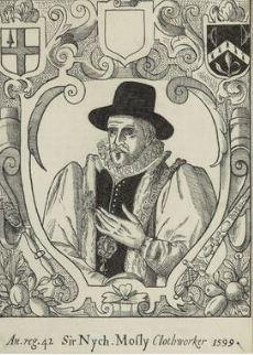 Sir Nicholas Mosley