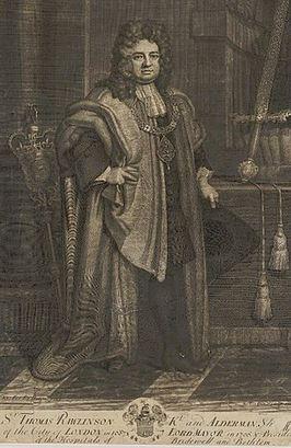 Sir Thomas Rawlinson