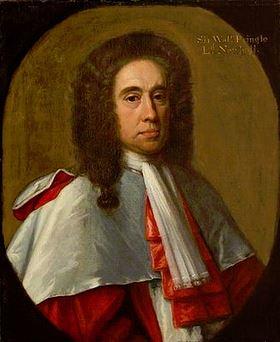 Sir Walter Pringle