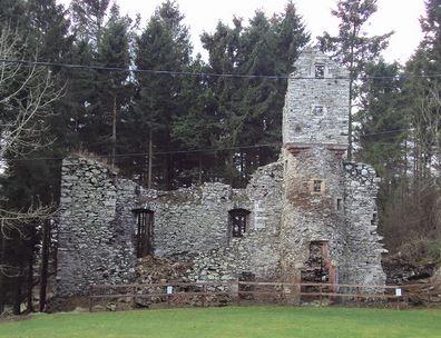 Torwoodlee Tower