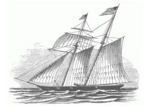 baltimore clipper, war of 1812