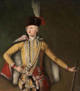 20th Earl of Crawford