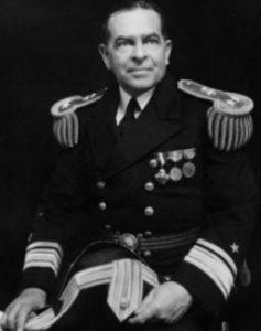 Admiral William Satterlee Pye