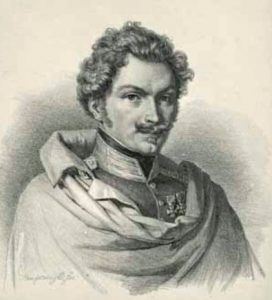 Bernhard Franz von Hess