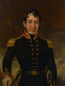 Captain Sir Robert Oliver