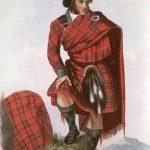 Drummond clansman