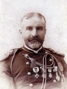 General Edgar Swartwout Dudley