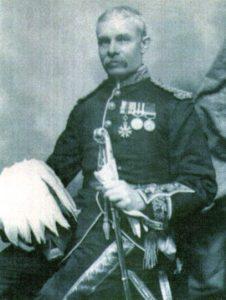 Major-General John Ryder Oliver