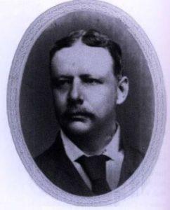Major Charles Valentine Oliver