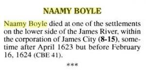 Naamy Boyle