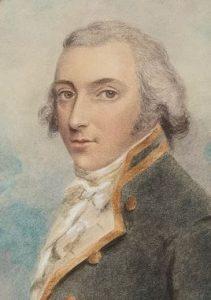 Rear Admiral John Peyton