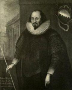 Sir Richard Boyle, Earl of Cook