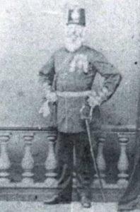 Sergeant Major Charles Pye