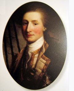 Rear Admiral Sir John Lindsay