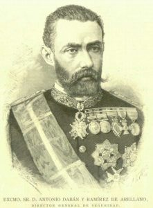 Antonio Dabán y Ramírez de Arellano