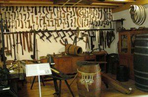 cooper's workshop