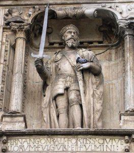 Fernán González, Count of Castile