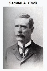 Samuel A. Cook, congressman, wisconsin