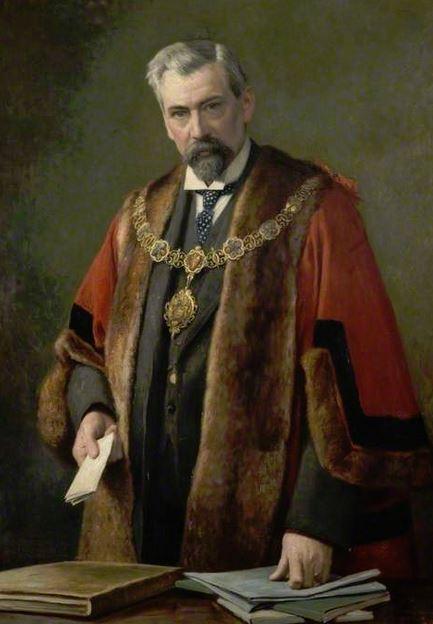 Alderman William Potter Spalding