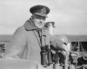 Vice Admiral Sir Stuart Sumner Bonham Carter