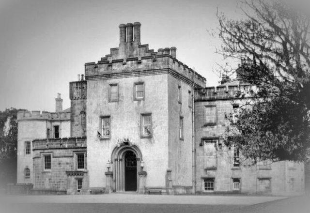 Castlemilk House