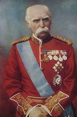 Field Marshal Sir Donald Martin Stewart