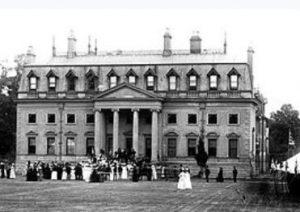 Garendon Hall