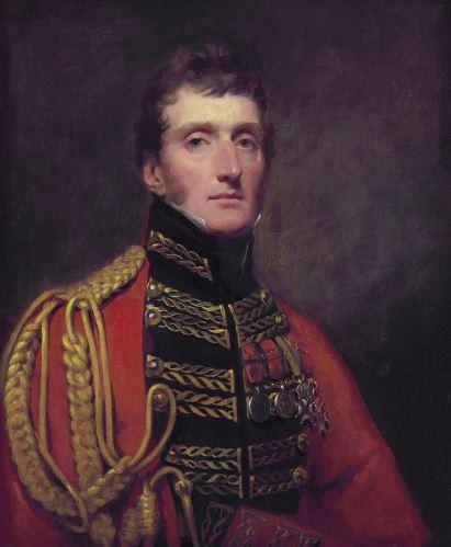 Lieutenant-General William Stuart