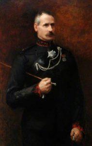Major General Charles Powell