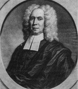 Reverend Benjamin Colman