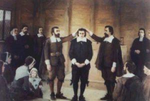 Reverend Thomas Carter, colonial massachusetts