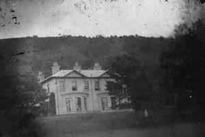 Alltlwyd, Llanrhystud, home of the Hughes family