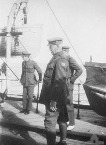 Major General Frederic Godfrey Hughes