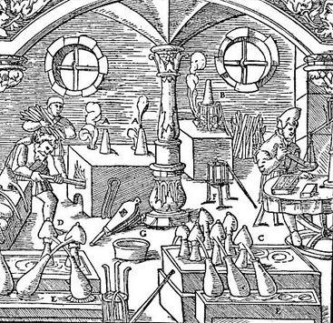 medieval fletchers