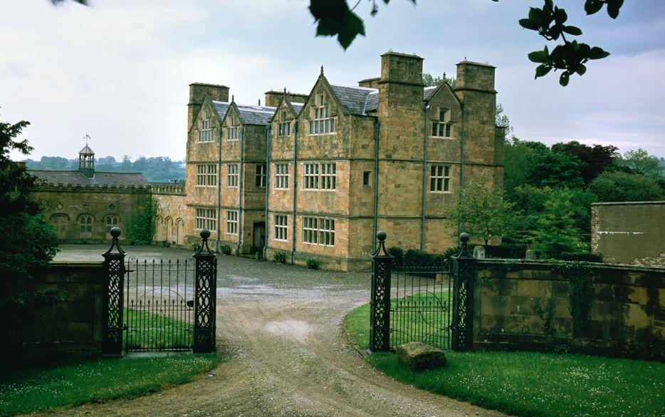 Nercwys Hall