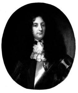 Sir George Hamilton, 1st Baronet, of Donalong