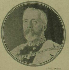 Sir James Gibson, 1st Baronet, 1849-1912
