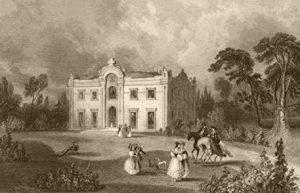Theberton House