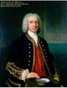 Admiral Henry Osborn