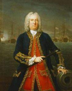 Admiral Thomas Mathews