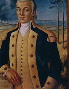 Brigadier General Thomas Mathews