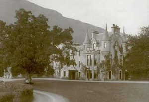 Invermoriston House