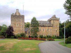 kilmarnock castle, clan boyd